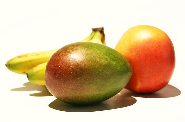 banán a mango