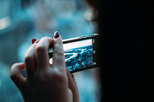 digitální fotoaparát