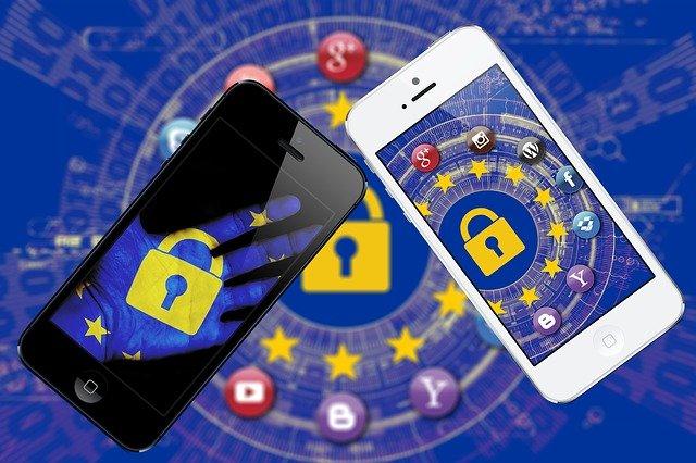 zabezpečení mobilu