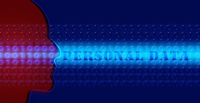 osobní data