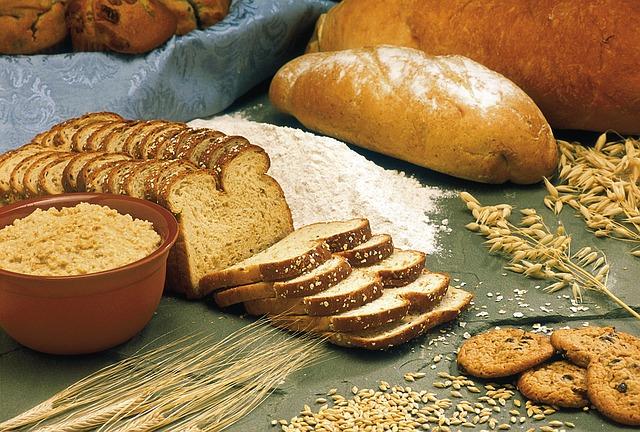 chleby a ječmen