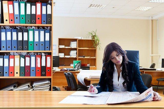 administrativní kancelář