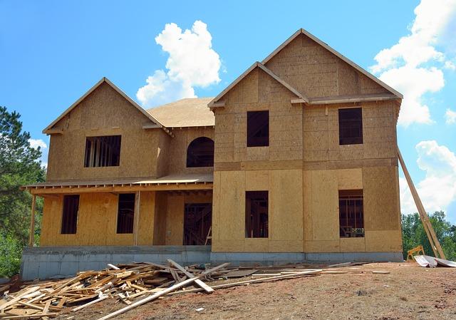 nová přístavba u domu